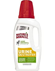 Nature's Miracle Urine Destroyer Enzyme Cleaner For Dogs 946ml