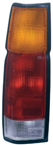 TYC 11-1682-01 Nissan Pickup Driver Side Replacement Tail Light Assembly