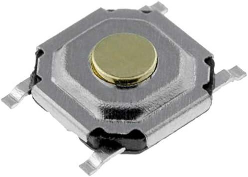 Myshopx Microtaster Taster 6 Stück Fernbedienung Schlüssel Fernbedienung Taster Micro Smd Taster Autoschlüssel Mercedes Mp01 Auto