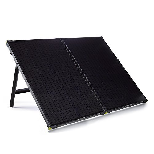 Goal Zero Boulder 200 Watt Briefcase Monocrystalline Solar Panel (Best Open Source Backup Solution)