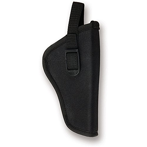Black Holster Hip (DLX-3 Pit Bull Hip Holster, Black, Compact)