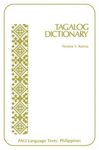 Tagalog Dictionary (PALI Language Texts_Philippines)