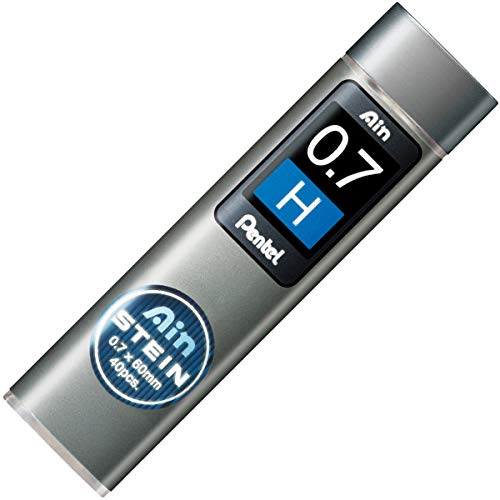 Pentel Ain Stein Leads 0.7mm H Tubes 40(Pack of 12) by Pentel (Image #3)