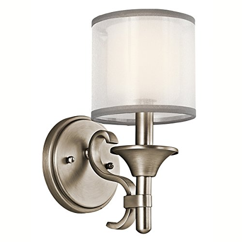 Ul Pewter Sconce - 1