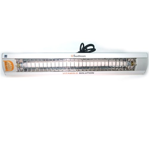 UV B lamp Appliance for Skin Sare, for Producing Vitamin D3
