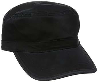 Alternative Men's Fidel Cap, Black, One Size