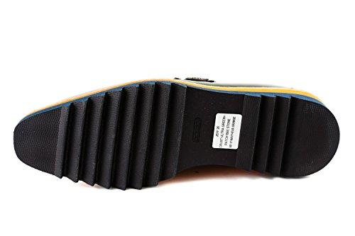 pour amp; Vert Hamilton Lacets MH15 Ville de Chaussures 789 à Vert Melvin Homme zT6nA1T