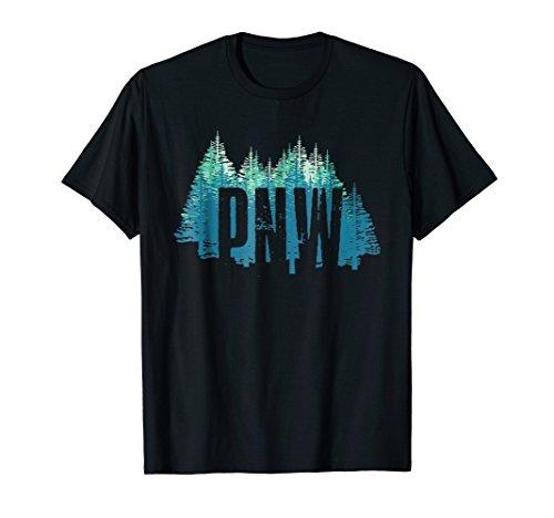 PNW Pacific Northwest North West Shirt