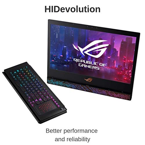 Compare HIDevolution ASUS ROG Mothership GZ700GX (GZ700GX-XB98K-HID1) vs other laptops
