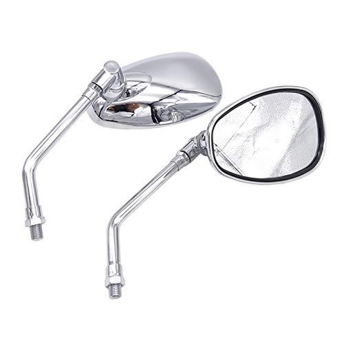 Little Oriental 1 Paar Wide Screen Mirror Achteruitkijkspiegel Side Mirrors Fit For Suzuki Intruder Volusia VS VL 700…