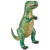 Jet Creations T-Rex Dinosaur Tyrannosaurus Inflable 37 pulgadas para la fiesta en la piscina decoración regalo de cumpleaños niños y adultos DI-TYR3