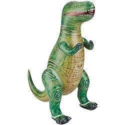 Jet Creations Inflatable Tyrannos Dinosaur, Medium