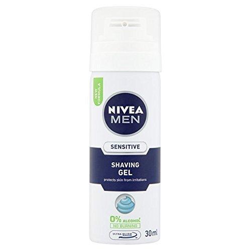 Nivea For Men Mini Shave Gel 30ml