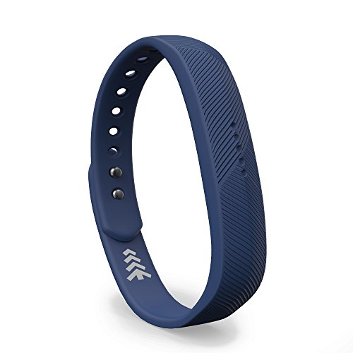 Fitbit Flex 2 Band, Replacement Bands for the Flex 2, Small, Navy Blue, Single Pack, by Teak