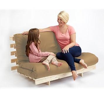 Changing Sofas Juego Completo de futón Triple 3 Plazas Base ...