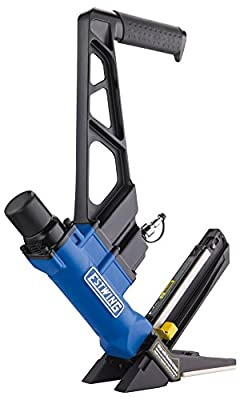 Estwing EFL50Q 2-in-1 Pneumatic Flooring Nailer and Stapler