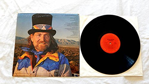 Willie Nelson LP Stardust(THREE) - Columbia Records 1978 - ''Someone To Watch Over Me'' ''Georgia On My Mind'' ''Unchained Melody''