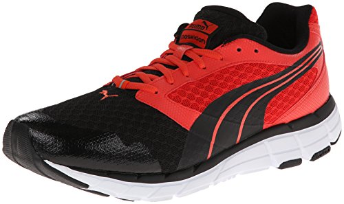 Puma Mens Poseidon Cross-training Chaussure Grenadine / Noir