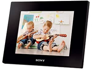 "Sony DPFD820W.CEP - Marco digital (20,32 cm (8""), 800 x 600 Pixeles, LCD, JPG, 2048 MB, Memory Stick (MS), MS Duo, SD, SDHC) Color blanco"