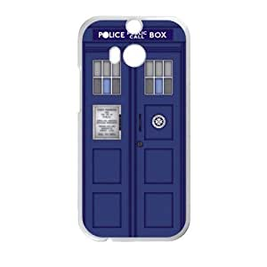 Police Box Bestselling Hot Seller High Quality Case Cove Hard Case For HTC M8