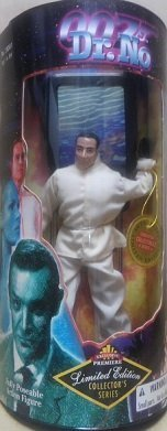 Dr. No Action Figure - Exclusive Premiere Limited Edition
