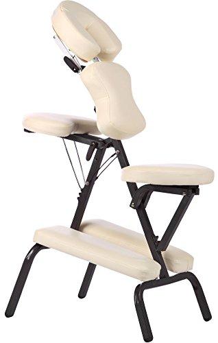 Silla de masaje fisioterapia rehabilitacion crema: Amazon.es ...