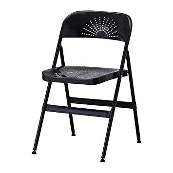 Ikea FRODE - Silla Plegable, de Color Gris Oscuro: Amazon.es ...