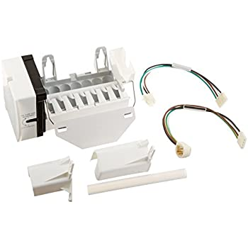 41ZzVyecBCL._SL500_AC_SS350_ amazon com ge wr30x10093 refrigerator icemaker kit home improvement  at fashall.co