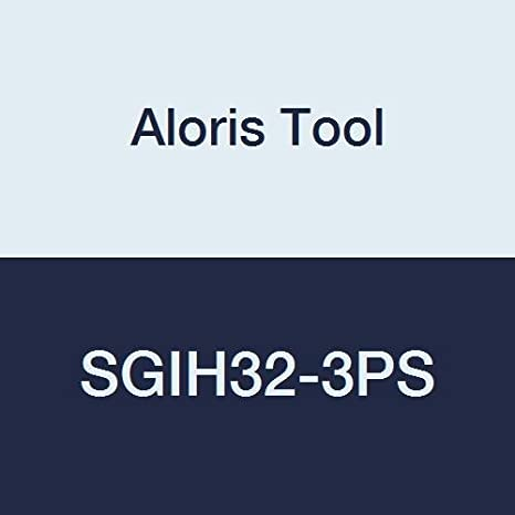 Aloris Tool SGIH32-5PS Cut-Off and Grooving Blade