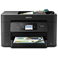 Epson WorkForce Pro WF-4720 Wireless Inkjet All-in-One Printer (Black)