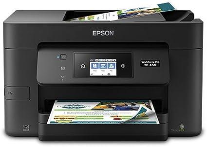 Amazon.com: Epson Workforce Pro - Impresora de inyección de ...