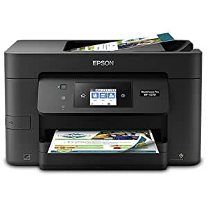 Epson WorkForce Pro WF-4720 Wireless All-in-One Color Inkjet Printer, Copier, Scanner with Wi-Fi Direct
