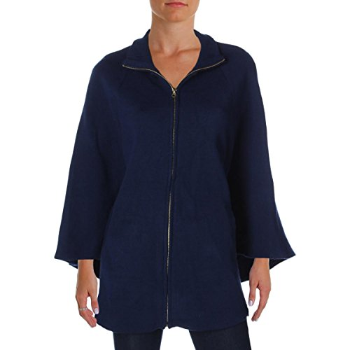 Zip Front Cashmere Sweater - 4