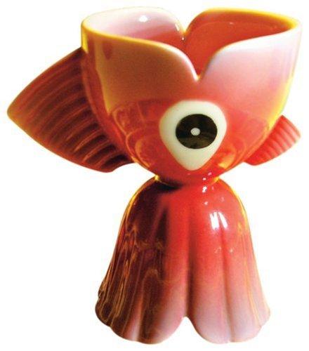 Alessi ASG98 V Goldfish Egg Cup Violet