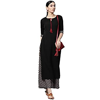 Gerua Women's Straight Salwar Suit Set