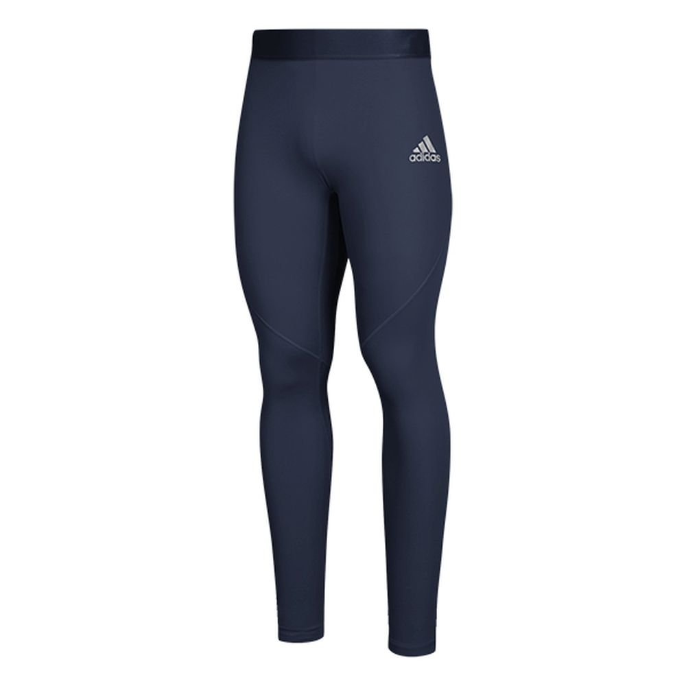 adidas AlphaSkin Long Tight Mens Training XS Collegiate Navy