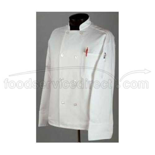 Arden Benhar White 3XLarge Chef Choice Chef Coat -- 2 per case. by John Ritzenthaler Co