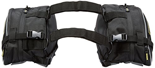 Nelson-Rigg RG-020 Black Dual Sport Motorcycle Saddlebag by Nelson-Rigg (Image #2)