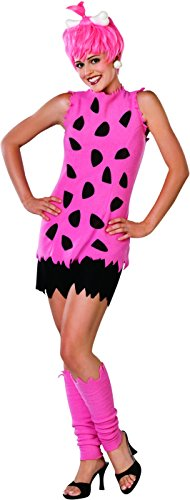 Pebbles Costume - X-Small - Dress Size (Betty Rubble Costume)