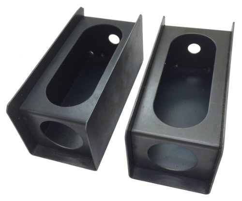 Side Mount Box (Set of 2 Steel Trailer 6