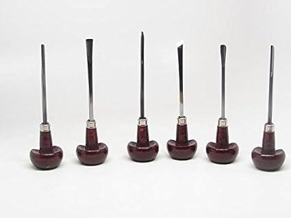 Intaglio Linoleum Block Wood Carving Etching Gunsmith Tools Ramelson 109