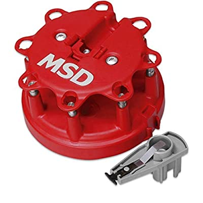 MSD 8482 Distributor Cap and Rotor Kit: Automotive