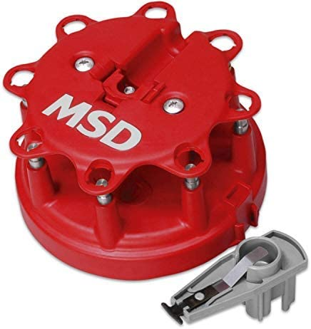 MSD Ignition 84335 Standard Cap//Rotor Kit