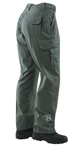 Ace Fittings - Tru-Spec Men's 24-7 Series Tactical Pants Olive Green 44W x 34L
