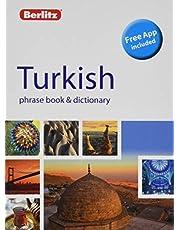 Berlitz Phrase Book & Dictionary Turkish(Bilingual dictionary)