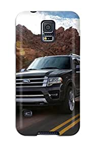 1140007K20890455 Premium Durable Ford Expedition 2015 Hd Pictures Fashion Tpu Galaxy S5 Protective Case Cover