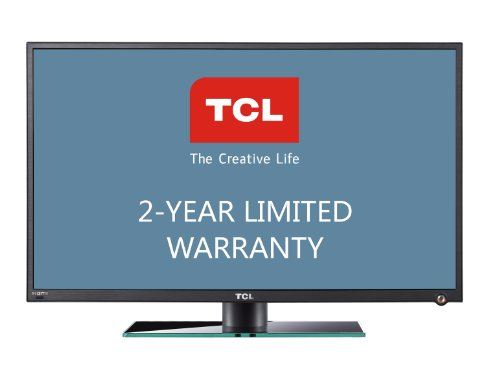 TCL LE42FHDE5300 42-Inch 1080p Slim LED HDTV with 2-Year Limited Warranty (Black)