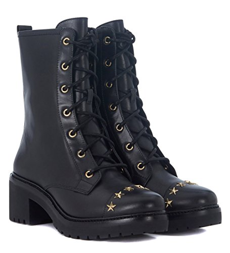 MICHAEL Michael Kors Women's Cody Star Studded Combat Boots