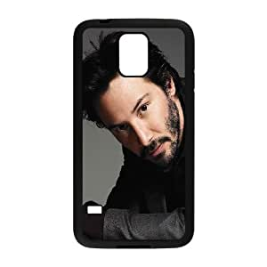 Samsung Galaxy S5 Cell Phone Case Black Keanu Reeves Hair Star SUX_890621