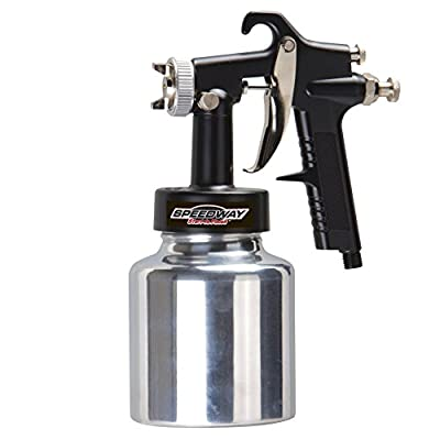 Speedway 50188 Latex Household Spray Gun-Low Volume and Low Pressure